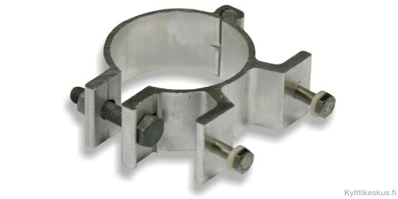 Aluminium sign bracket